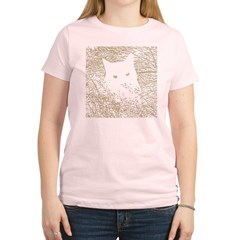 Cat in the Grass 2Sided T-Shirt