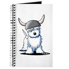 Viking Westie Terrier Journal