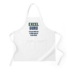 Excel Guru Apron