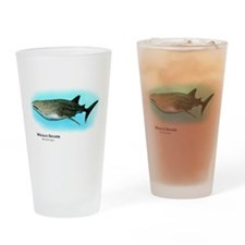Whale Shark Drinking Glass