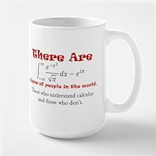 Calculus Large Mug