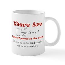 Calculus Small Mug
