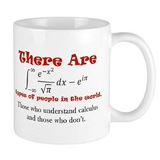 Calculus Small Mug