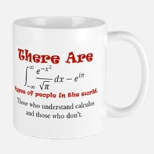 Calculus Small Mugs