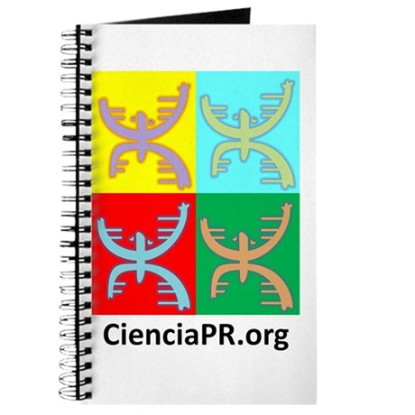 Colorful CienciaPR Journal