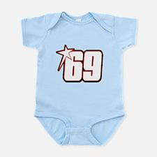 nh69star Infant Bodysuit