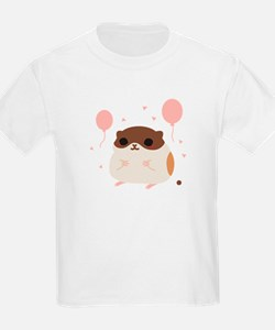 Happy Hamster's Perfect Morning Poop T-Shirt