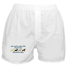 Ask Not for Barking Boxer Shorts