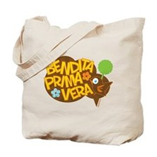BENDITA PRIMAVERA Tote Bag
