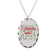 Hanukkah AND Christmas Necklace