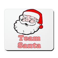 Team Santa Mousepad