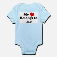 My Heart: Jax Infant Creeper