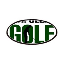 Eat Sleep Golf Patches