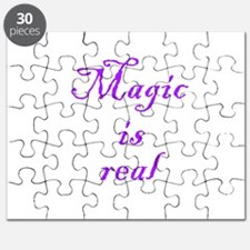 Magic is Real Puzzle