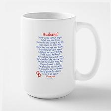 Husband Love Coffee Mug