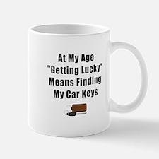 Getting Lucky Mug