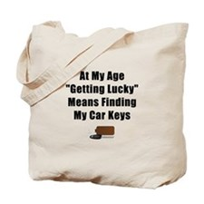 Getting Lucky Tote Bag