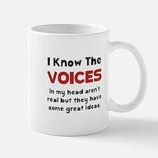 Voices In Head Mug
