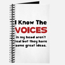 Voices In Head Journal