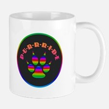 Gay Purrride Mugs