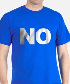 No Means No T-Shirt