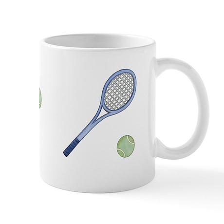 Tennis Mug
