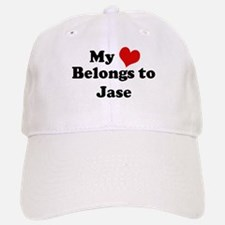 My Heart: Jase Baseball Baseball Cap