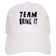 Team Bring It Baseball Cap