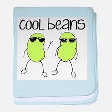 Cool Beans baby blanket