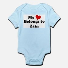 My Heart: Zain Infant Creeper