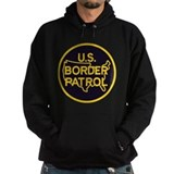 Border patrol Dark Hoodies