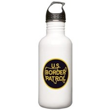 Border Patrol Water Bottle
