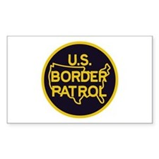Border Patrol Decal