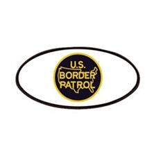 Border Patrol Patches