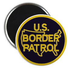 Border Patrol Magnet