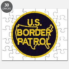 Border Patrol Puzzle