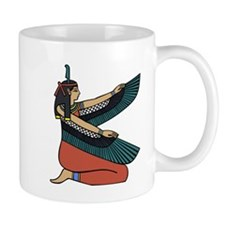 Egyptian Goddess Maat Mug
