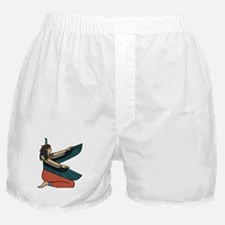 Egyptian Goddess Maat Boxer Shorts