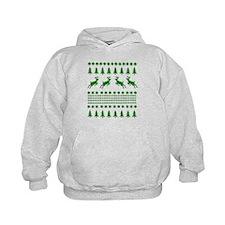Ugly Christmas Sweater Hoodie