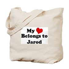 My Heart: Jarod Tote Bag