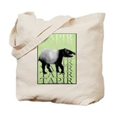 Tapir t-shirt Tote Bag