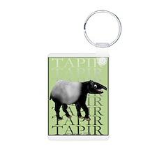 Tapir t-shirt Keychains