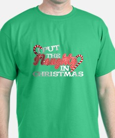 Naughty Christmas T-Shirt