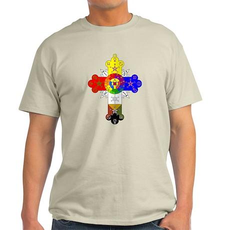 Rose Cross Light T-Shirt