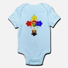 Rose Cross Infant Bodysuit