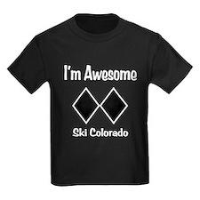 I'm Awesome Ski Colorado T