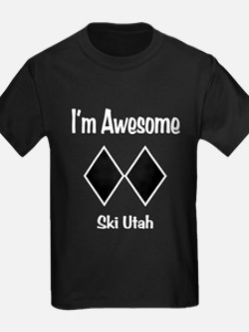 I'm Awesome Ski Utah T