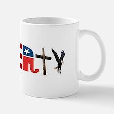 Liberty Clear Mugs