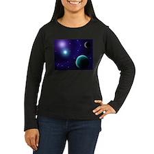 Blue-Purple Starscape T-Shirt