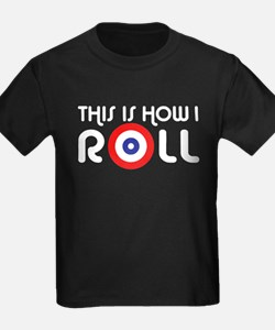 This Is How I Roll Curling T